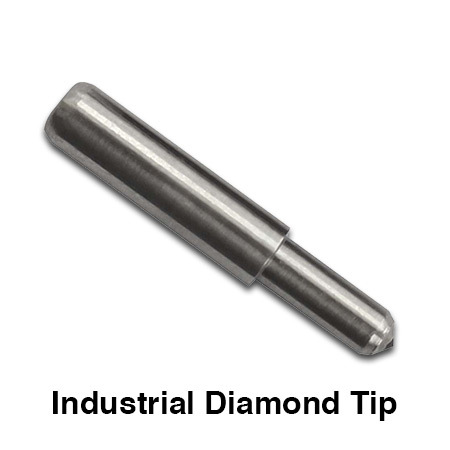 Image of an Industrial Diamond Engraving Tip