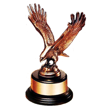 Picture of Metal Eagle Trophy