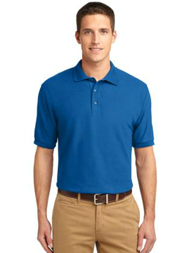 Picture of Port Authority Silk Touch Polo