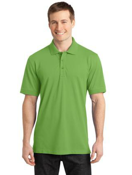 Picture of Port Authority® Stretch Pique Polo. K555