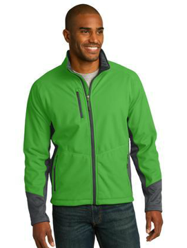 Picture of Vertical Soft Shell Jacket