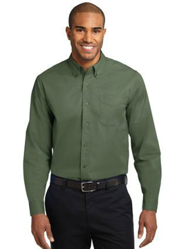 Picture of Port Authority® Long Sleeve Easy Care Shirt. S608