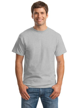 Picture of Hanes® Beefy-T® - Born To Be Worn 100% Cotton T-Shirt. 5180