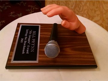 Picture of Drop the Mic Award