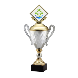 """AMC15-B 15"""" Gold 