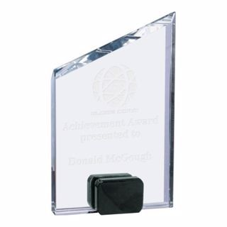 Crystal Allotrope Award 8"