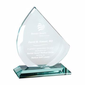 Eclipse Glass Award 7"