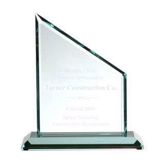 Sierra Glass Award 9"