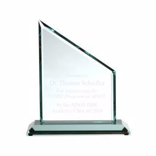 Sierra Glass Award 8"