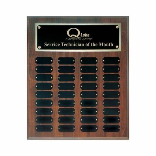 """Value Perpetual Plaque 15"""" x 18"""" 