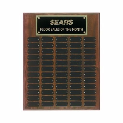 "Value Perpetual Plaque 16"" x 20"" 