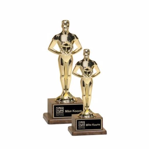 Classic Achiever Trophy | 2 Sizes Available | Engraving Included