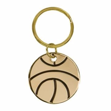 Basketball Keychain | Engraving Included