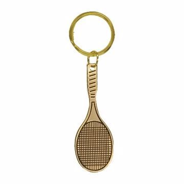 Tennis Keychain | Engraving Included