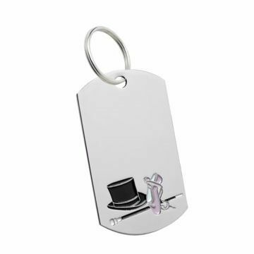 Dance Key Tag | Engraving Included