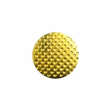 Golf Ball Letterman Jacket Pin