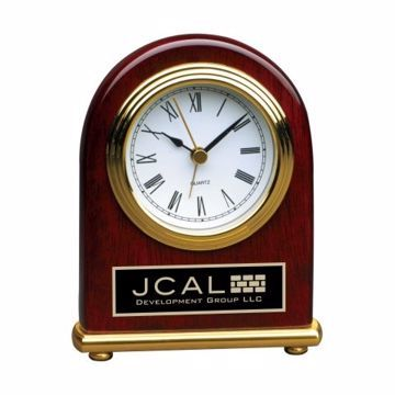 Engraved Award Clock | Engraving Included