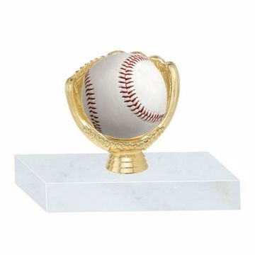 Baseball Holder Glove | Engraving Included