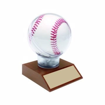 Baseball Holder On Base | Engraving Included
