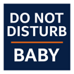 """4"""" x 4"""" Printed Plastic Sign 