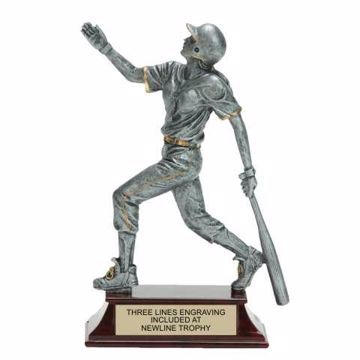 Elite Resin SoftballTrophy Female | Engraving Included