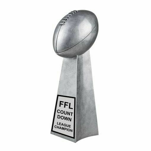 Replica Fantasy Football Trophy | NewlineTrophy.com