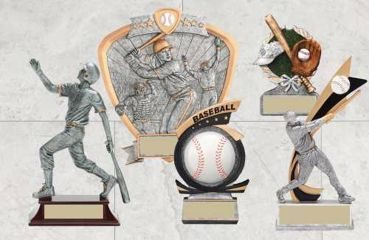 Picture for category Baseball Resin Awards