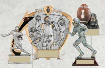 Picture for category Football Resin Awards