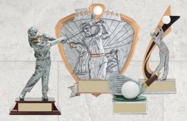 Picture for category Golf Resin Awards