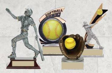 Picture for category Softball Resin Awards
