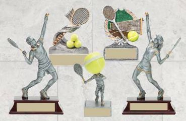 Picture for category Tennis Resin Awards