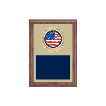 "5"" x 7"" American Flag 