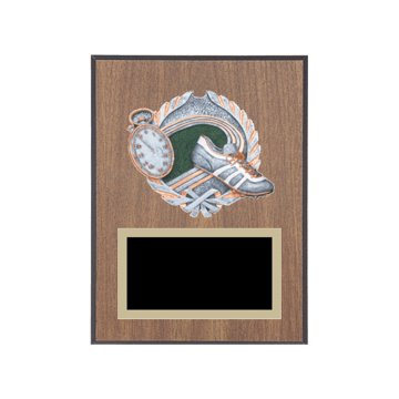 "6"" x 8"" Track 