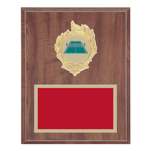 "8"" x 10"" Table Tennis 
