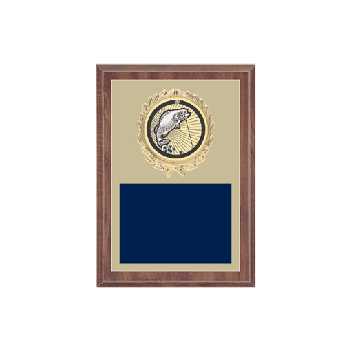 """5"""" x 7"""" Fish 