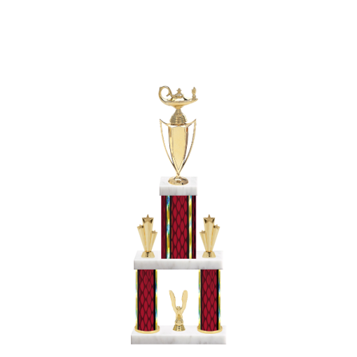 "22"" Multi-Tier Academic 