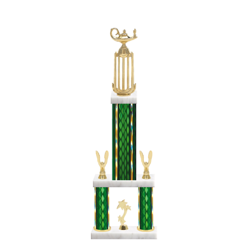 "26"" Multi-Tier Academic 