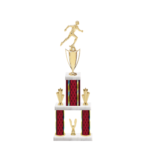 "22"" Multi-Tier Track 