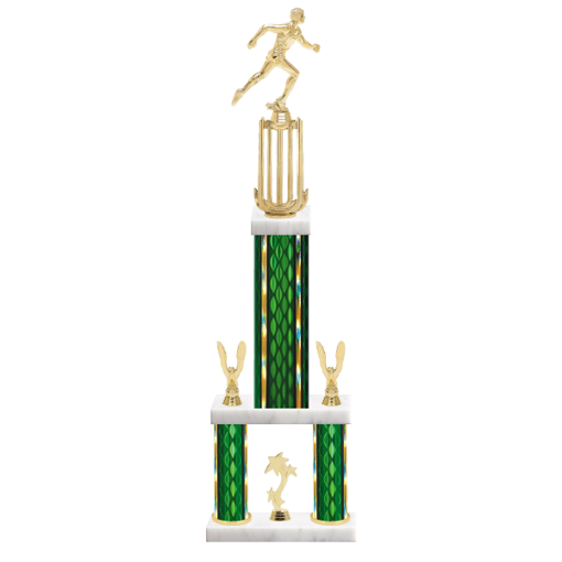 "26"" Multi-Tier Track 