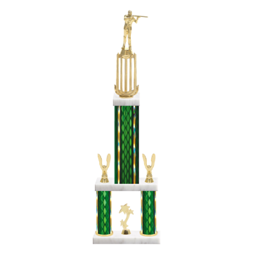 """26"""" Multi-Tier Shooting 