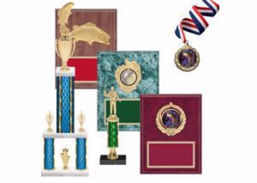 Picture for category Fishing Trophies & Awards