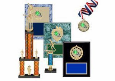 Picture for category Shuffleboard Trophies & Awards