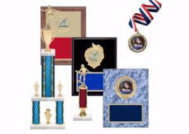 Picture for category Skating Trophies & Awards