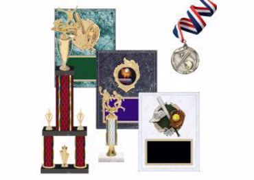 Picture for category Softball Trophies & Awards