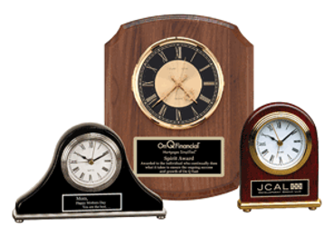 Picture for category Clocks Engraved