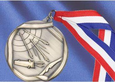 Picture for category Archery Medals