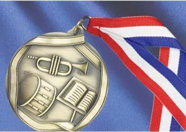 Picture for category Band Medals