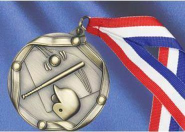 Picture for category Baseball Medals