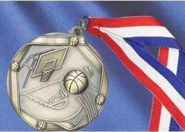 Picture for category Basketball Medals