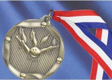 Picture for category Bowling Medals